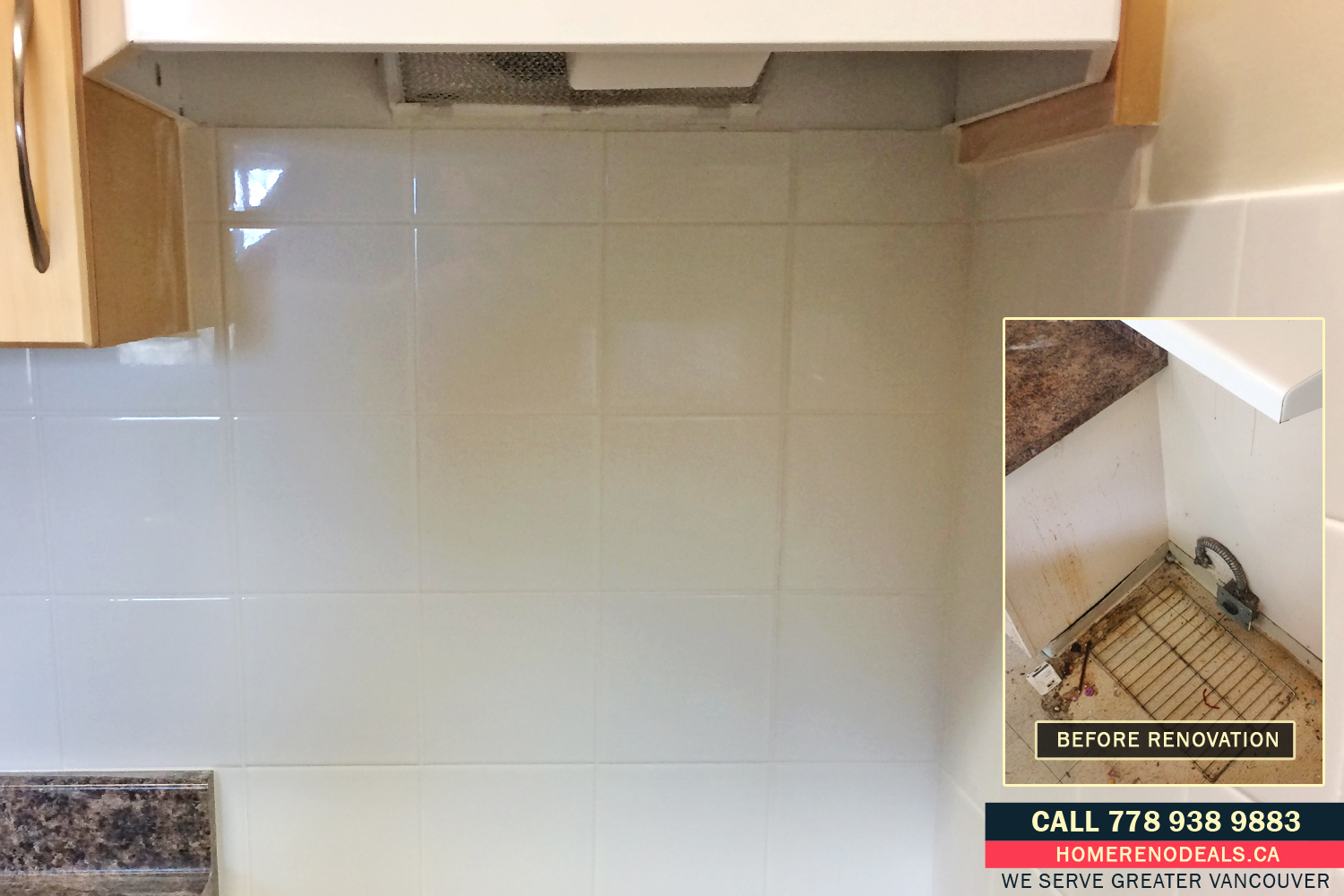 High Quality, Faster and Cheaper Kitchen Tiling and Home Renovat
