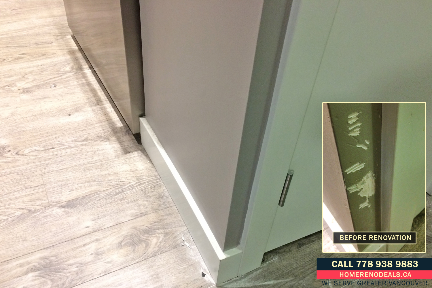 Same Day Drywall Repair Services in Greater Vancouver, BC